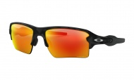 OAKLEY Flak 2.0 XL - Black Camo w/Prizm Ruby