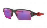 OAKLEY Flak 2.0 XL - Matte Grey Smoke w/Prizm Road
