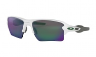 OAKLEY Flak 2.0 XL - Polished White w/Prizm Jade