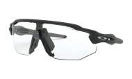 OAKLEY Radar EV Advancer - Matte Black w/Clear Black Iridium Photochromic