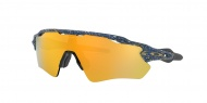 OAKLEY Radar EV Path - Splatter Poseidon w/24K Iridium