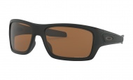 OAKLEY Turbine - Matte Black W/Prizm Tungsten Polarized