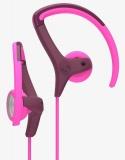 SKULLCANDY Chops Hanger Bud Mic, Plum/Pink