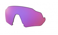 OAKLEY Flight Jacket Repl Lens, Prizm Trail