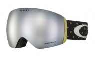 Brýle OAKLEY Flight Deck Iconography Burnished w/Prizm Black Iridium - OO7050-68