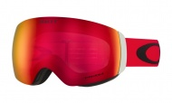 OAKLEY Flight Deck XM Red Black w/Prizm Torch Iridium