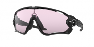OAKLEY Jawbreaker - Polished Black w/Prizm Low Light