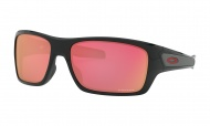 OAKLEY Turbine - Polished Black w/Prizm Snow Torch Iridium