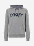 OAKLEY B1B PO Hoodie, Heather Grey