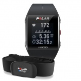 POLAR V800 GPS HR, Black