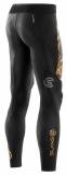 SKINS A400 GOLD Mens Long Tights