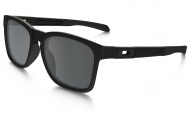 OAKLEY Catalyst - Matte Black/Black Iridium Polarized