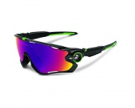 OAKLEY Jawbreaker Cavendish - Polished Black/Prizm Road