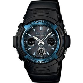 Hodinky CASIO G-Shock AWG M100A-1A