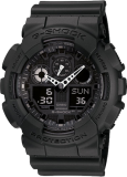 CASIO G-Shock GA 100-1A1, Black