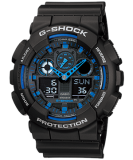 CASIO G-Shock GA 100-1A2 - Blue