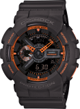 CASIO G-Shock GA 110TS-1A4