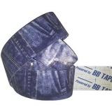BB Tape s designem jeans - 5cmx5m