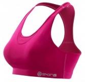 SKINS A200 Womens Speed Crop Top - Pink