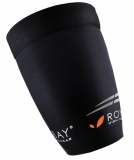 ROYAL BAY Extreme stehenní návleky - černé