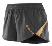 SKINS PLUS NCG Womens Rush Shorts - Black