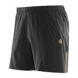 SKINS PLUS NCG Mens Reflex Shorts 4 Inch - Black