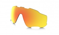 OAKLEY Jawbreaker Repl Lens Kit - Fire Iridium Polarized