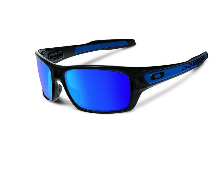 Brýle OAKLEY Turbine - Black Ink W/Sapphire Iridium