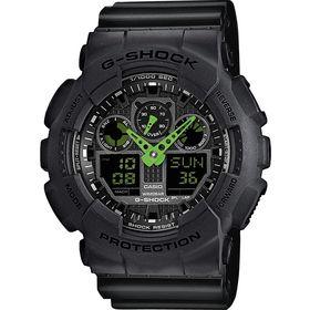 Hodinky CASIO G-Shock GA 100C-1A3