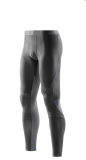SKINS RY400 Mens Long Tights - Graphite/Blue