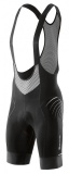 SKINS Cycle Mens bib Shorts Reflex, Black