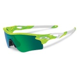 OAKLEY Radarlock Path - Fingerprint Retina Burn W/Jade & Black Iridium