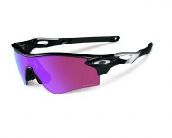 OAKLEY Radarlock - Polished Black W/Prizm Golf & Slate Iridium