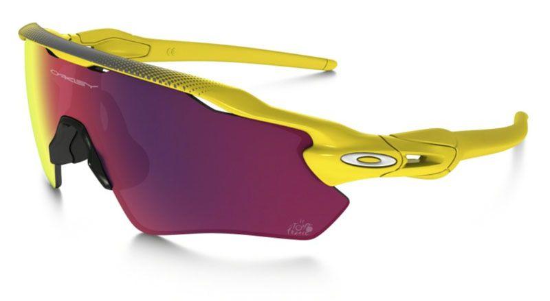 Brýle OAKLEY Radar EV Path - TdeF Yellow W/Prizm Road