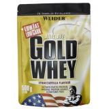 Gold Whey, syrovátkový protein, Weider, 500 g, Natural