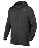 OAKLEY Gladiator Full Zip Training Hoodie -  Black