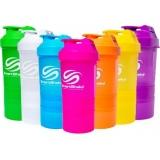 šejkr SMARTSHAKE Smart Shaker Neon, 600 ml