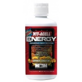 Vit-Acell Energy, tekutý vitaminový komplex, 960 ml, Max Muscle  EXP 8/2017