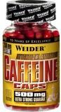 Weider Caffeine caps 110 kapslí