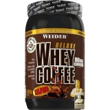 Weider, Deluxe Whey Coffee, 908 g