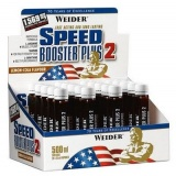 Weider Speed Booster Plus 2, 20x25 ml