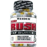 Weider, Thermo Rush Fat Burner, 120 kapslí