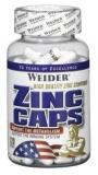 Weider, Zinc Caps, 120 kapslí
