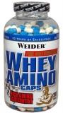 Whey Amino Caps, komplexní aminokyseliny, Weider, 280 kapslí