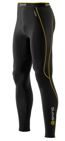 SKINS A200 Mens Thermal Long Tights