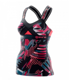 SKINS DNAmic Womens Tank Top - Junkyard