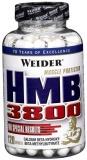 Weider, HMB 3800, 120 kapslí