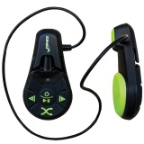 FINIS Duo underwater MP3 player, Black/Green + Doprava Zdarma!