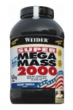 Weider, SUPER Mega Mass 2000, Gainer, 4500 g