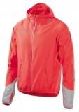 SKINS PLUS Gravity Mens Packable Jacket - Lava